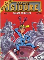 Garage Isidore -1ES- Salade de bielles