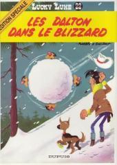 Lucky Luke -22ES- Les Dalton dans le blizzard