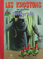 Les krostons -INT2TT- Intégrale tome 2