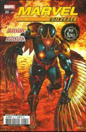 Marvel Universe (Panini - 2007) -22- War of Kings (5/7)