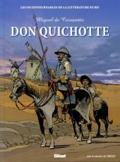 Les incontournables de la littérature en BD -24- Don Quichotte