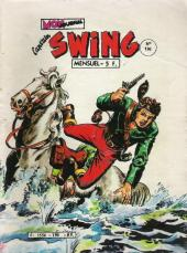 Capt'ain Swing! (1re série) -190- La garnison disparue