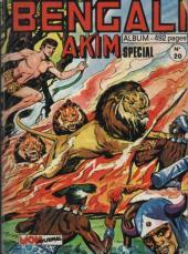 Bengali (Akim Spécial Hors-Série puis Akim Spécial puis) -Rec20- Album N°20 (du n°31 au n°33)