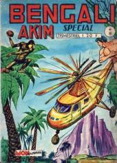 Bengali (Akim Spécial Hors-Série puis Akim Spécial puis) -30- La grande fièvre