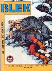Blek (Les albums du Grand) -472- Numéro 472