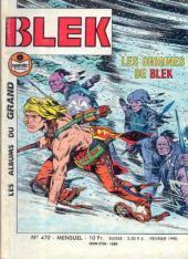 Blek (Les albums du Grand) -470- Les origines de Blek
