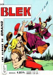 Blek (Les albums du Grand) -343- Numéro 343