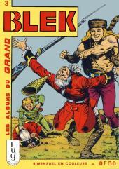Blek (Les albums du Grand) -3- Numéro 3