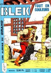 Blek (Les albums du Grand) -319- Numéro 319