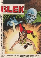 Blek (Les albums du Grand) -280- Numéro 280