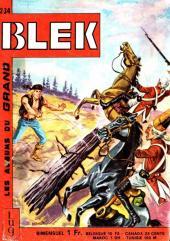Blek (Les albums du Grand) -234- Numéro 234