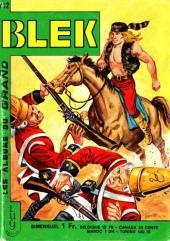 Blek (Les albums du Grand) -232- Numéro 232