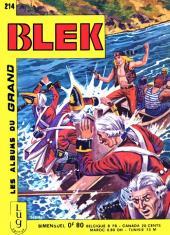 Blek (Les albums du Grand) -214- Numéro 214