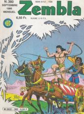 Zembla -380- Le voyage de Takuba