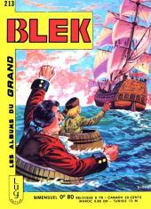 Blek (Les albums du Grand) -213- Numéro 213