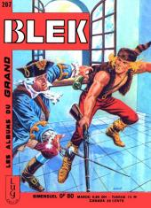 Blek (Les albums du Grand) -207- Numéro 207