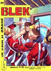 Blek (Les albums du Grand) -206- Numéro 206