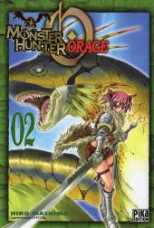 Monster Hunter Orage -2- Tome 2