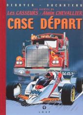 Les casseurs - Al & Brock -TT- Case départ
