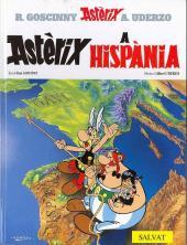 Astérix (en langues étrangères) -14Cat/a- Astèrix a Hispània