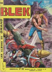 Blek (Les albums du Grand) -198- Numéro 198
