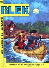 Blek (Les albums du Grand) -194- Numéro 194