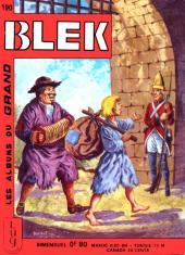 Blek (Les albums du Grand) -190- Numéro 190