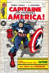 Capitaine America (Éditions Héritage) -2- Les filets du piégeur