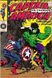 Capitaine America (Éditions Héritage) -3- Plus seul désormais !