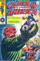 Capitaine America (Éditions Héritage) -5- Les puissants vengeurs