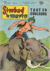 Simbad le marin (Éditions Mondiales) -9- Numéro 9