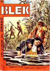 Blek (Les albums du Grand) -175- Numéro 175