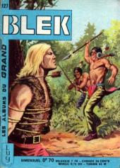 Blek (Les albums du Grand) -127- Numéro 127