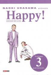 Happy! (Urasawa) -3- Again and again...