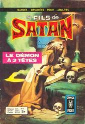 Le fils de Satan -8- Le démon à 3 têtes