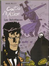 Corto Maltese (Couleur Format Normal) -2c- Les Helvétiques