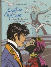 Corto Maltese (Couleur format normal) -5b- Sous le drapeau des pirates