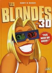 Les blondes -HS05- Les blondes en 3D