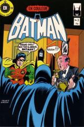 Batman (Éditions Héritage) -3- Le monstre dans le miroir