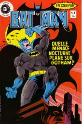 Batman (Éditions Héritage) -4- Quelle menace nocturne plane sur Gotham?