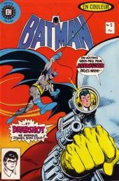 Batman (Éditions Héritage) -5- Le contrat du millionnaire