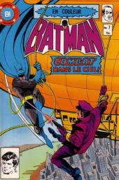 Batman (Éditions Héritage) -7- Combat dans le ciel !