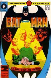 Batman (Éditions Héritage) -910- Défi
