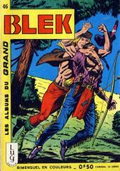 Blek (Les albums du Grand) -46- Numéro 46
