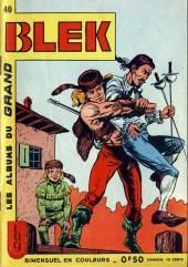Blek (Les albums du Grand) -40- Numéro 40
