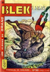 Blek (Les albums du Grand) -39- Numéro 39