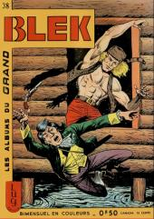 Blek (Les albums du Grand) -38- Numéro 38