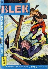 Blek (Les albums du Grand) -30- Numéro 30