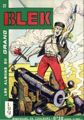 Blek (Les albums du Grand) -27- Numéro 27