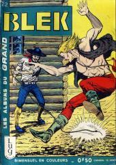 Blek (Les albums du Grand) -22- Numéro 22